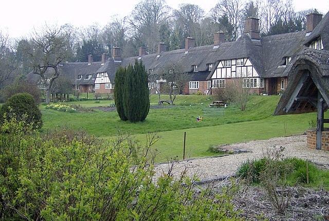 Manor Cottages, Freefolk