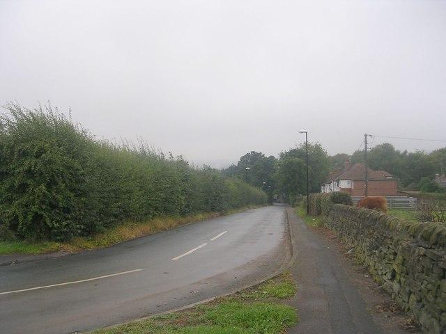 Knott Lane - Leeds Road
