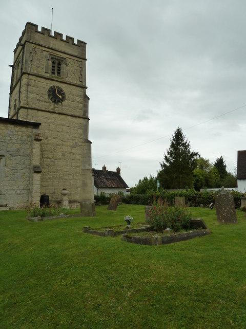Granborough churchyard (a)