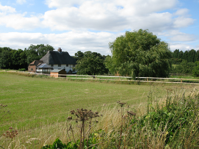 View of Venson Farm