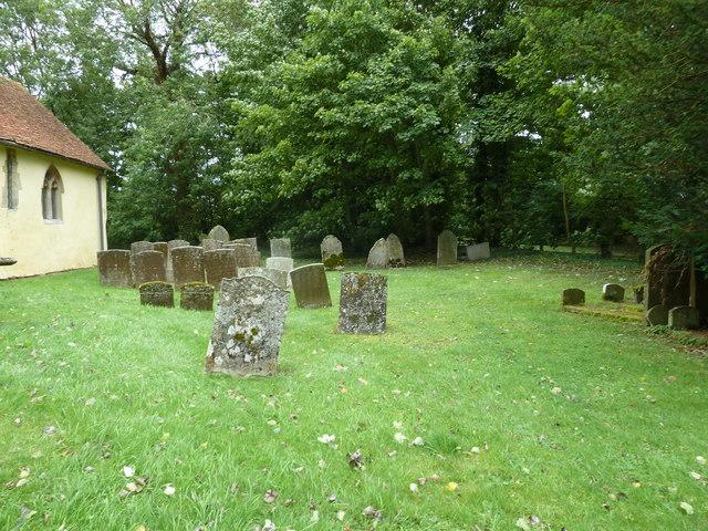 St Martin's Churchyard, Dunton