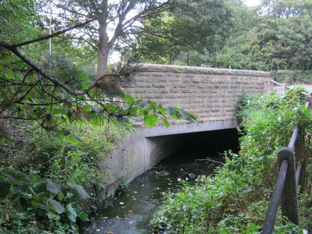 Road bridge for Prior Street over West Beck Darlington