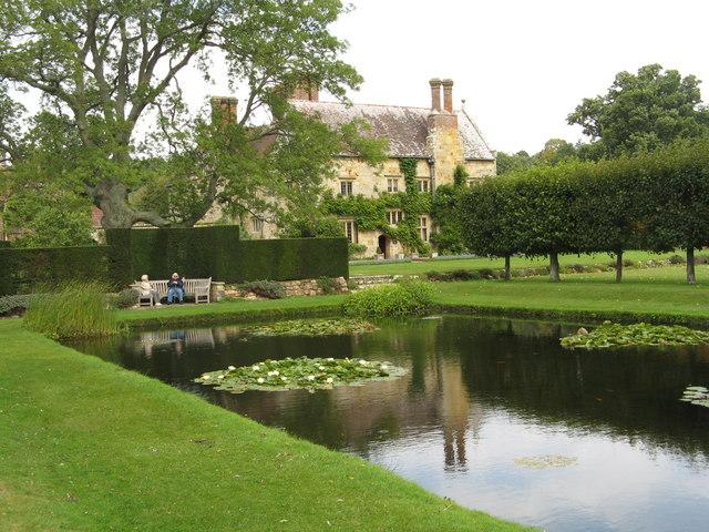 Bateman's House and Pond