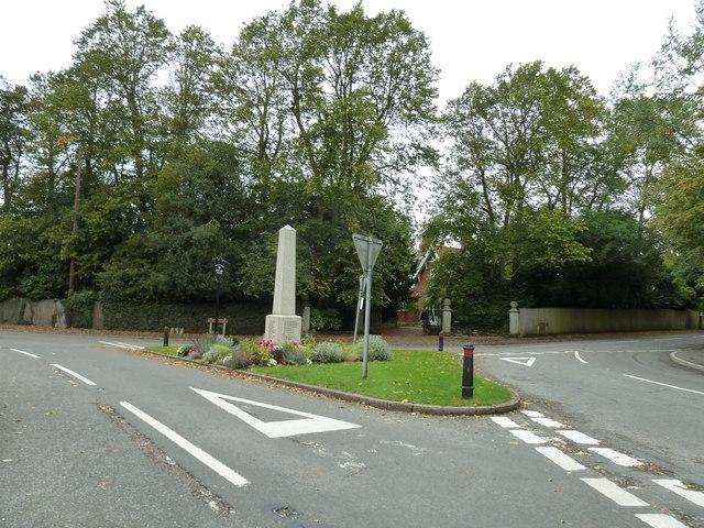 Stewkley war memorial