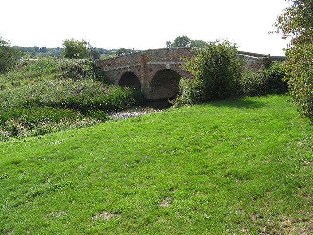 Bodiam Bridge & River Rother