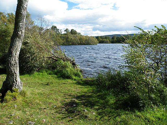 Loch Kinord