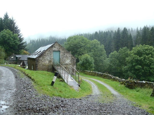Craigshields Outdoor Centre, Ae Forest