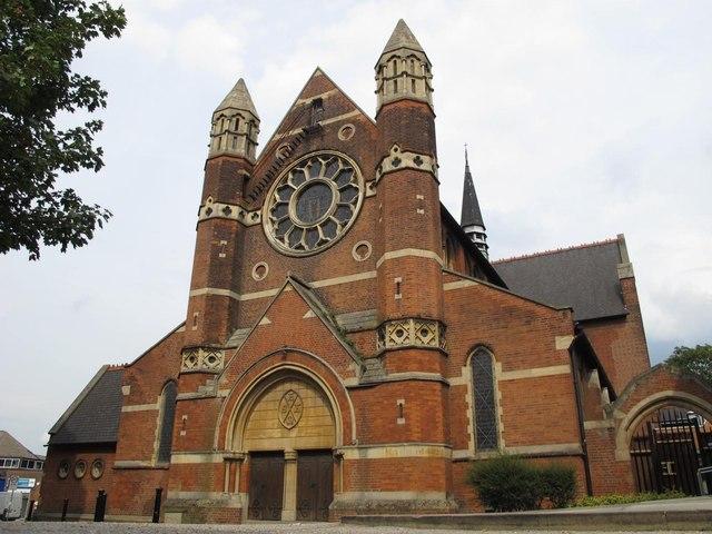 The Parish Church of St. Andrew, Willesden Green