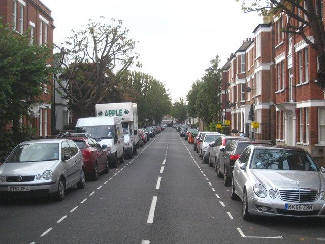 Rostrevor Road Fulham