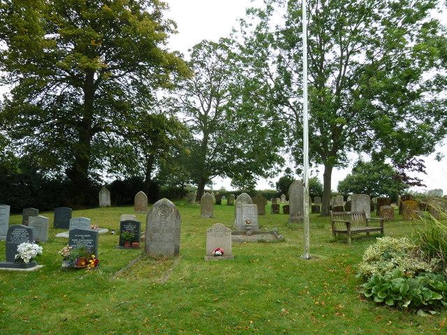 Churchyard, Holy Trinity Drayton Parslow