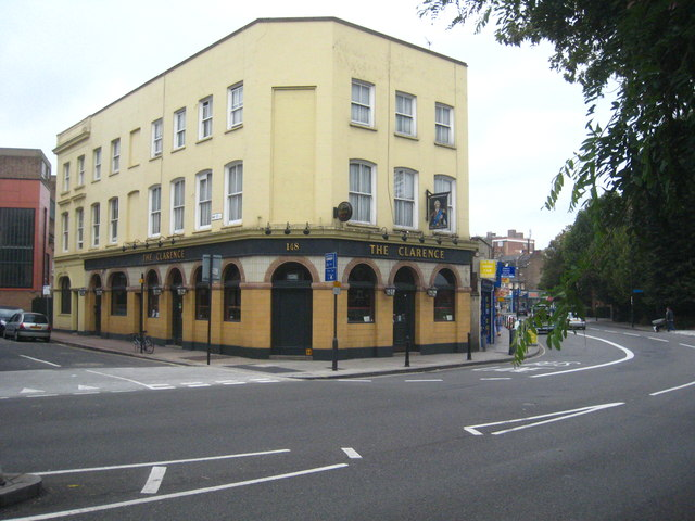 The Clarence public house