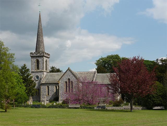 Church, Stanmer