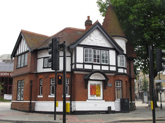 Willesden Green Library Centre, High Road, NW2