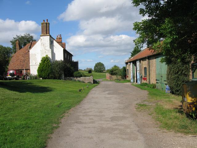 Thornton Farm house and stables