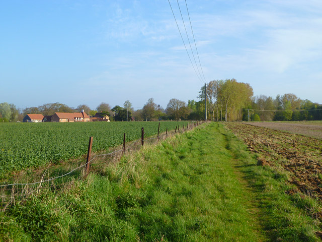 Farmland, Kingston Bagpuize