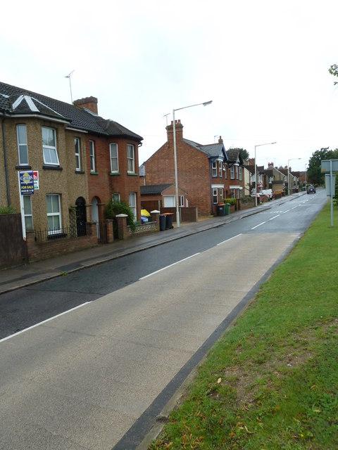 Houses in Soulbury Road