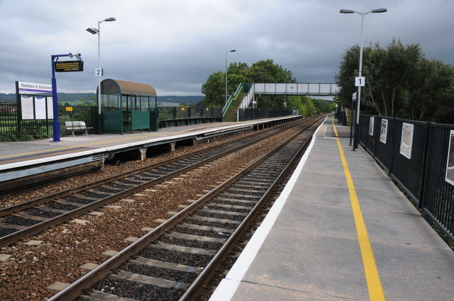 Nailsea & Backwell Station