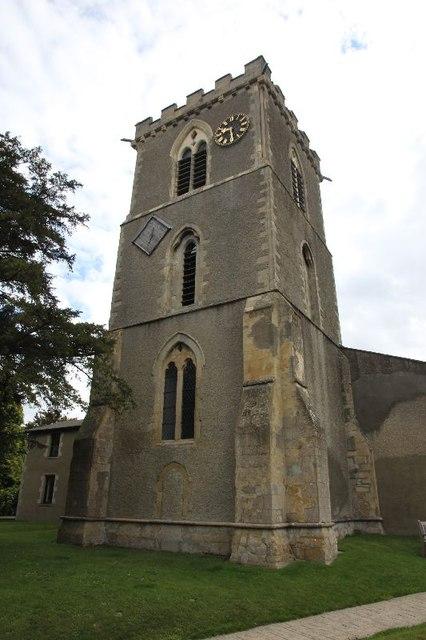 Tower on St Matthew