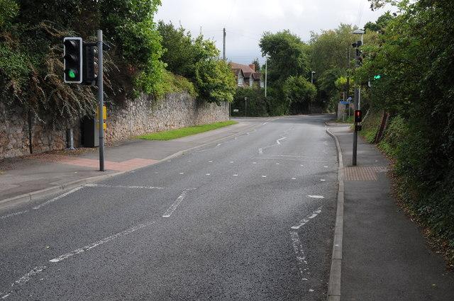 Station Road, Backwall