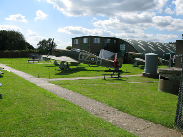 Hawkinge Battle of Britain museum