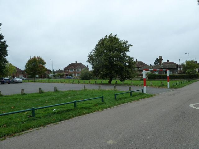 Car park within Stockwood Country Park