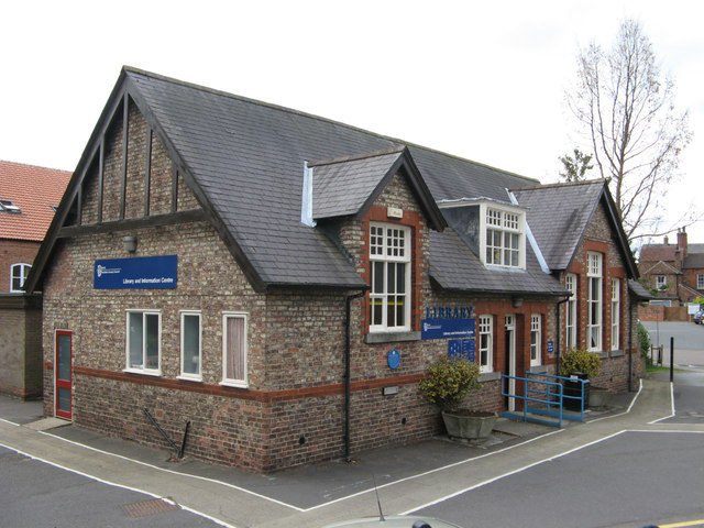 Thirsk Library, Finkle Street