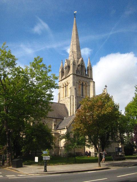 St John's Church Notting Hill