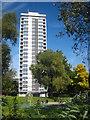 TQ2581 : Residential towerblock at Westbourne Green : Week 36