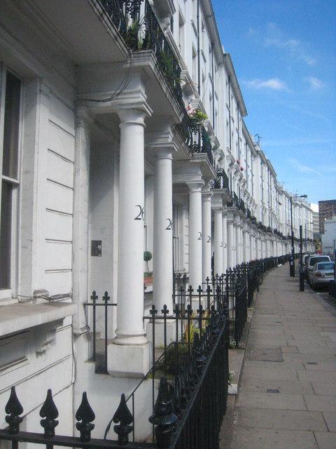 Gloucester Terrace W2