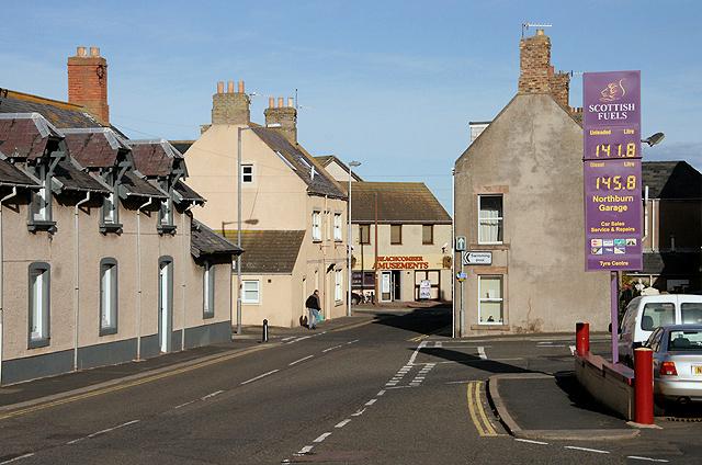 Northburn Road, Eyemouth