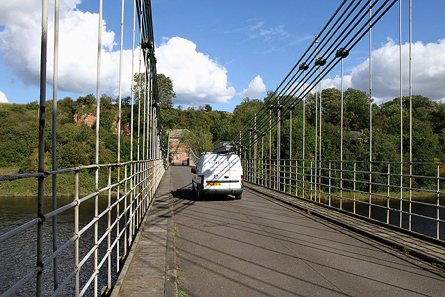 The Union Chain Bridge
