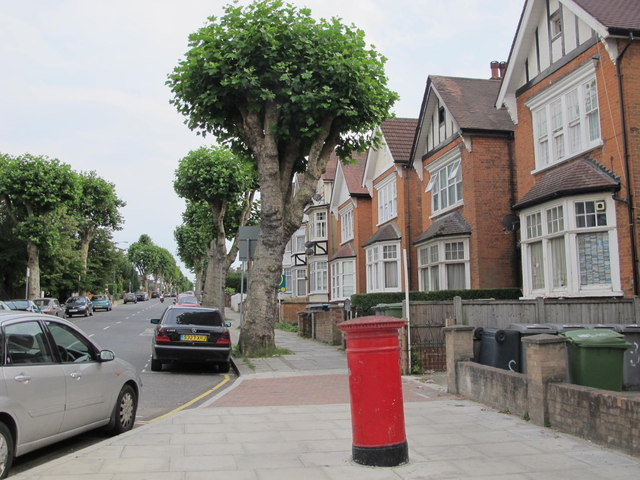 Staverton Road, NW2