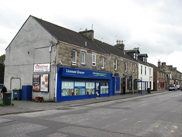 Shop, Dunipace