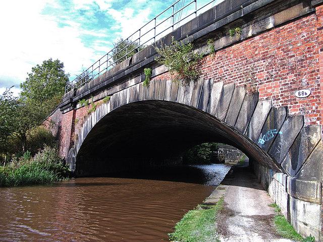 Bridge 68b Rochdale Canal