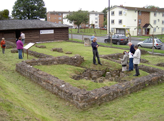 Kingsweston Roman Villa