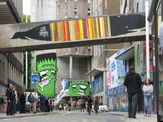 Nelson Street, Bristol