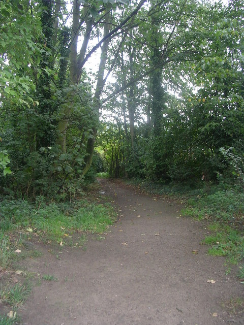 Footpath - West End Lane