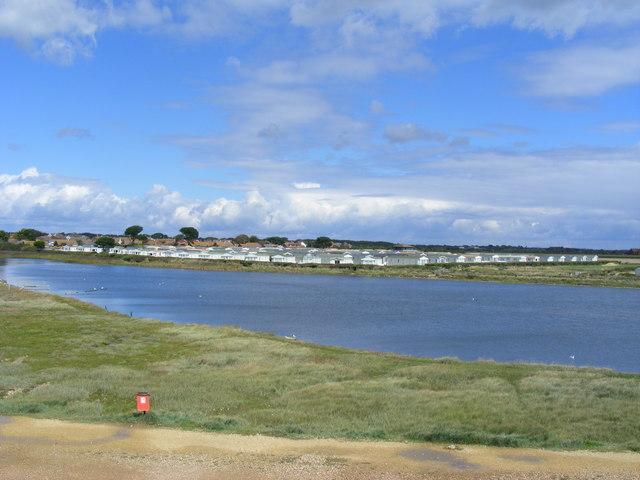 Sturt Pond Milford on Sea