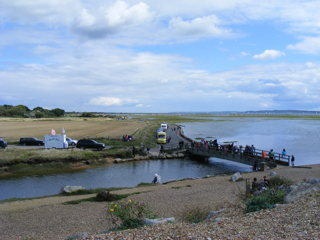 Cut Bridge, Keyhaven