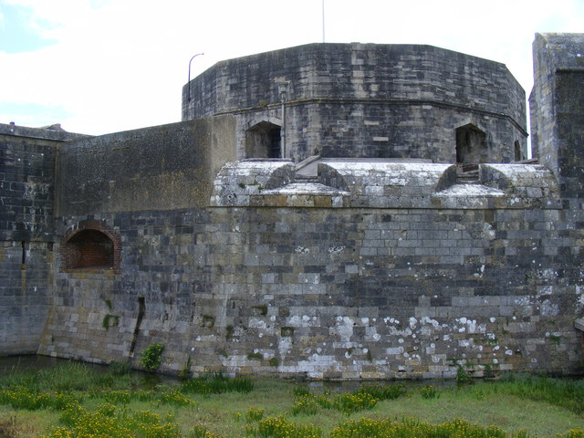Central Tower Hurst Castle