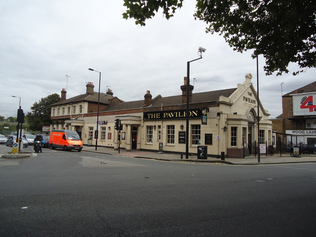 The Pavilion public house, North Kensington