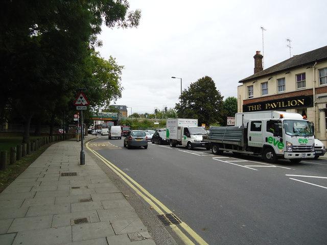 North Pole Road, London W10
