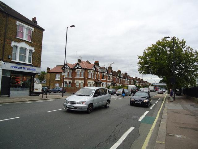 Wood Lane, London W12
