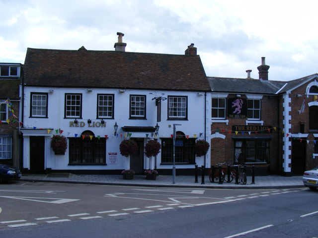 The Red Lion, High Street, Milford on Sea