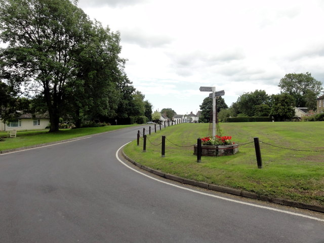 Coldred, Church Road, Village Green