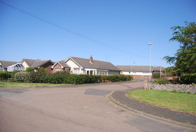 Houses in Embleton