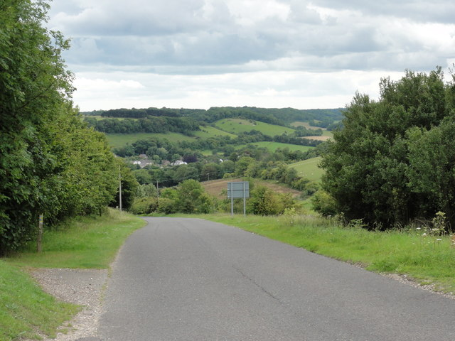 Lydden, Coldred Hill