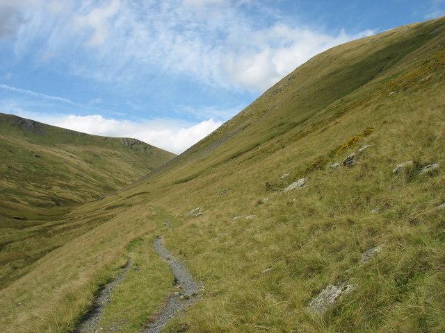 Upper Glenderamackin valley