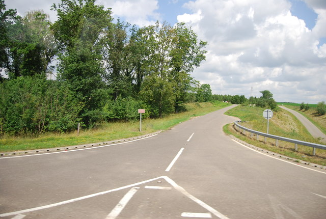 Byway off the A11