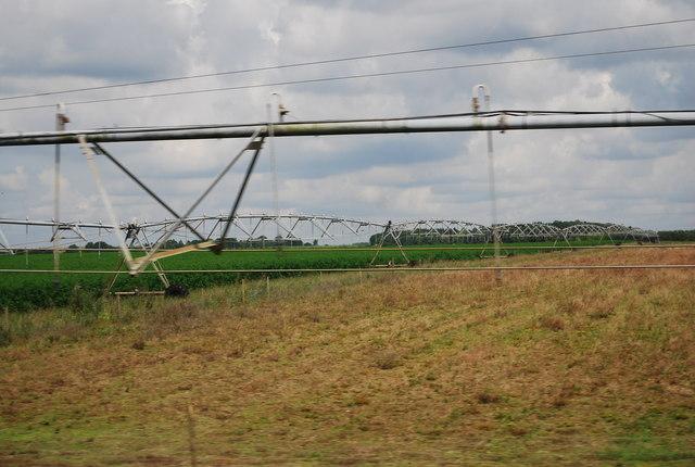 Irrigation equipment, Little Heath